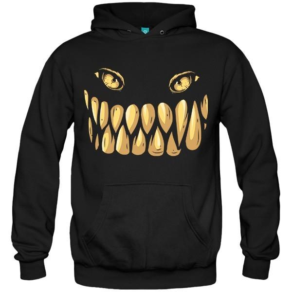 سویشرت هودی Monster