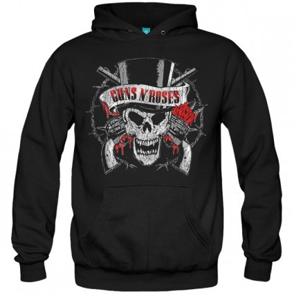 سویشرت Guns N' Roses Vintage Skull