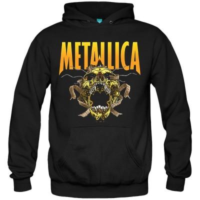 سویشرت Metallica Skull