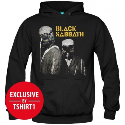 سویشرت Black Sabbath Never Say Die