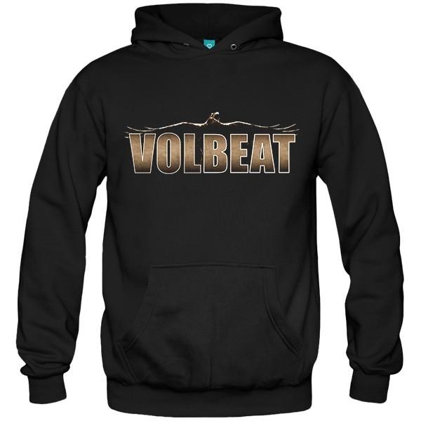 سویشرت Volbeat Raven Logo