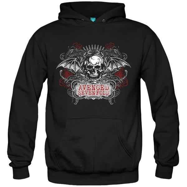 سویشرت Avenged Sevenfold Ornate Skull
