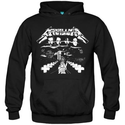 سویشرت Metallica Master