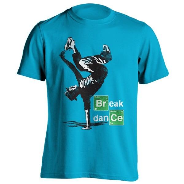 تی شرت Break dance