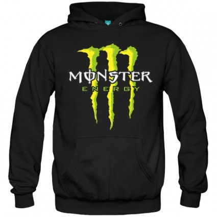 سویشرت هودی Monster Energy