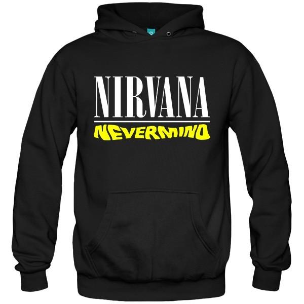سویشرت نیروانا طرح آلبوم Nevermind