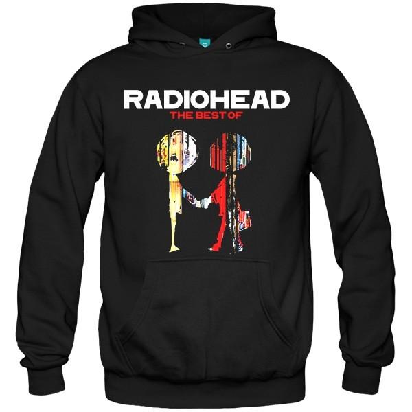 سویشرت گروه Radiohead طرح آلبوم The Best Of