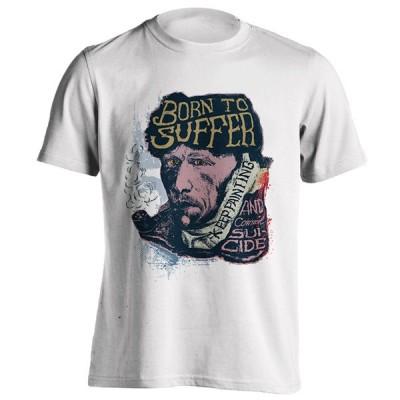 تی شرت The Vintage Van Gogh