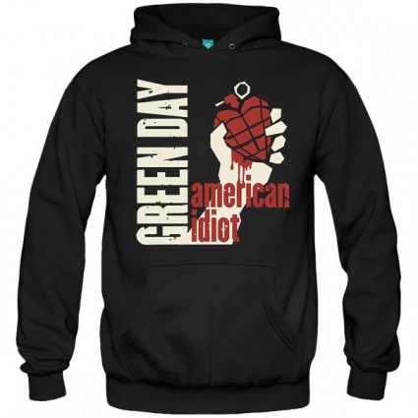 سویشرت Green Day Classic American Idiot
