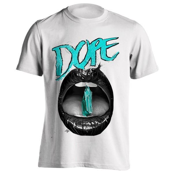 تی شرت Dope Blu Meth