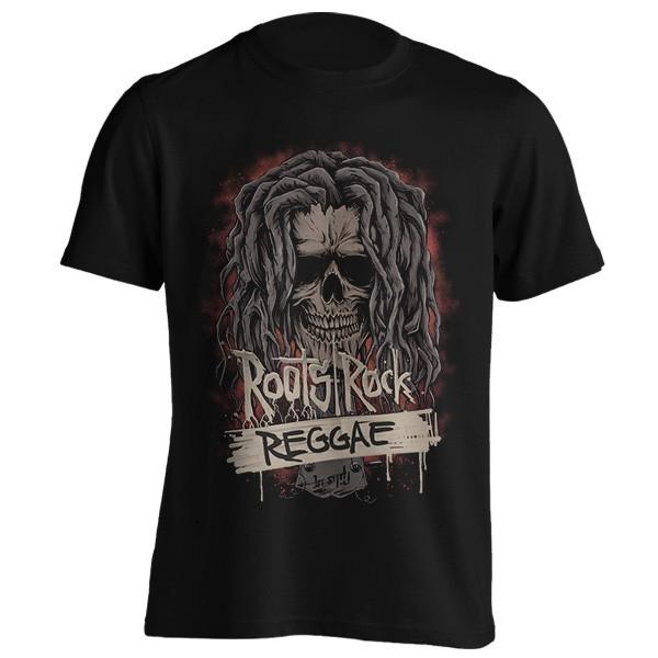 تی شرت Roots, Rock, Reggae