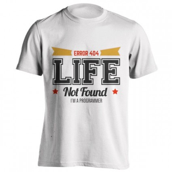 تیشرت Life not found
