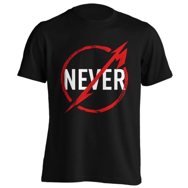 تی شرت متالیکا Through the Never
