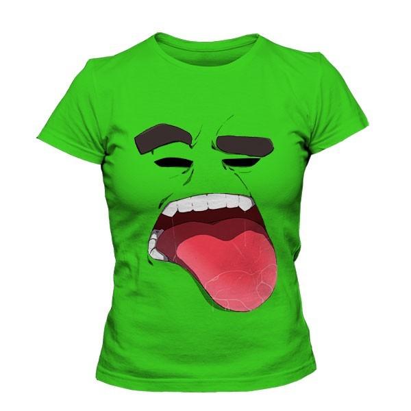 تی شرت دخترانه Silly Face