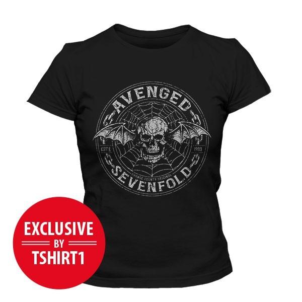 تی شرت دخترانه Avenged Sevenfold Originals