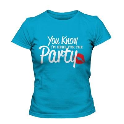 تی شرت دخترانه Party Girl