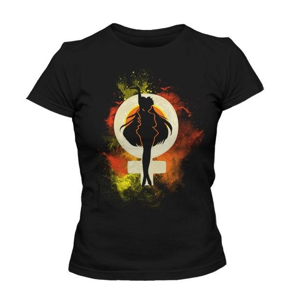 تی شرت دخترانه Venus Space