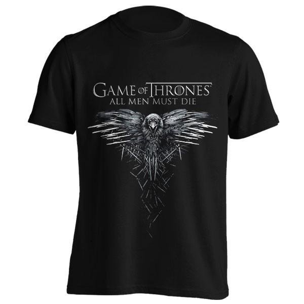 تیشرت Game of Thrones All Men Must Die