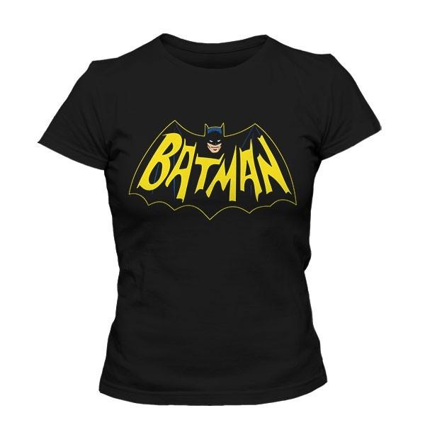 تیشرت دخترانه Batman Classic Logo