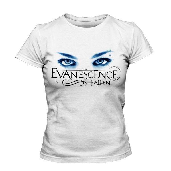 تیشرت دخترانه گروه Evanescence طرح آلبوم Fallen