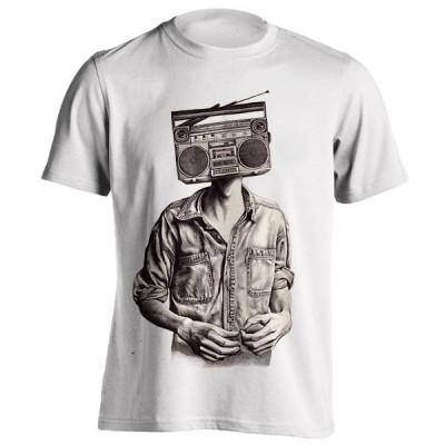 تی شرت Radio-Head