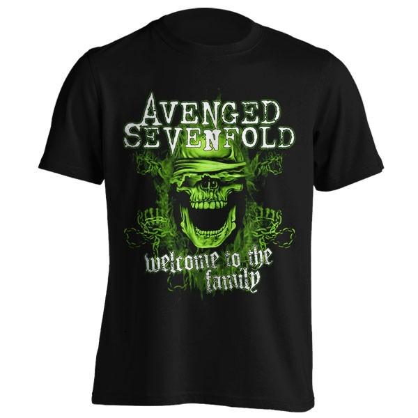 تیشرت Avenged Sevenfold طرح WTTF