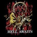 تیشرت گروه اسلیر طرح Hell Awaits