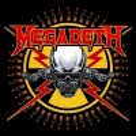 تیشرت گروه Megadeth طرح Bullets