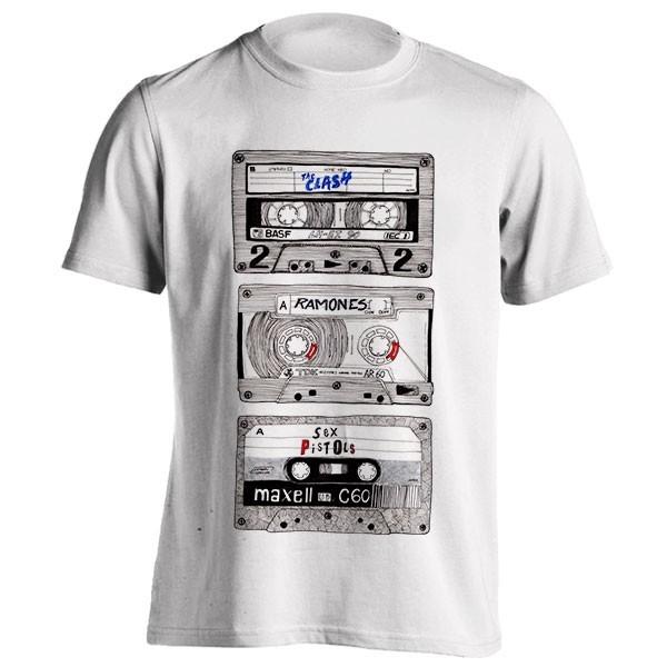 تیشرت Punk Mix