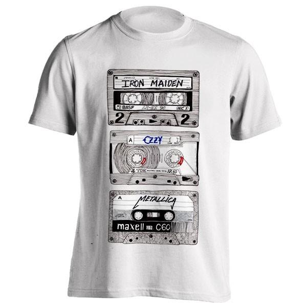 تیشرت Metal Mix