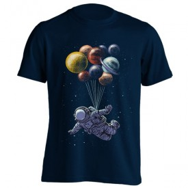 تیشرت Space travel