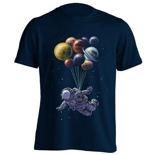 تیشرت Space travel