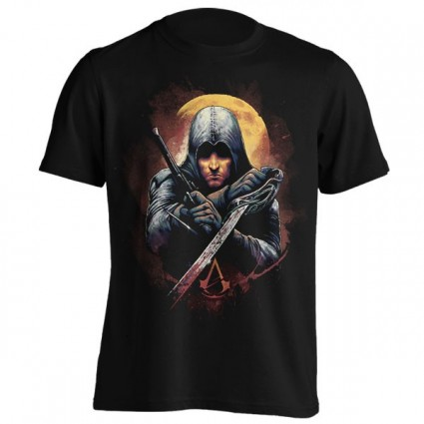 تیشرت Assassin's Creed طرح Fight For Liberty