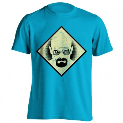 تیشرت Heisenberg طرح I Am The One Who Knocks