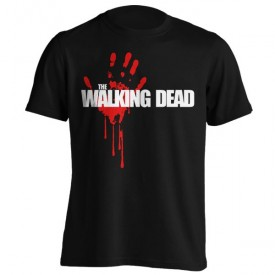 تیشرت The Walking Dead طرح لوگو