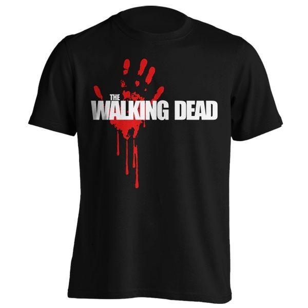 تیشرت The Walking Dead طرح لوگو