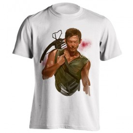 تیشرت The Walking Dead طرح Darryl
