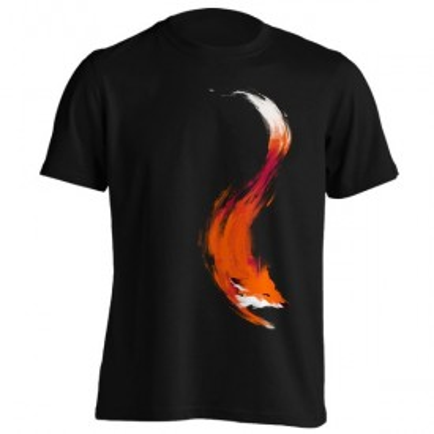 تیشرت The Quick Orange-Red Fox