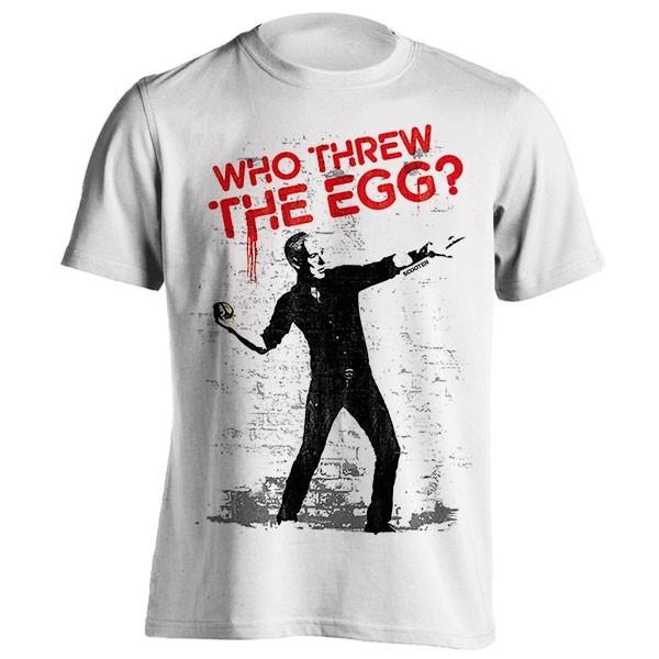 تیشرت Scooter - Who Threw The Egg
