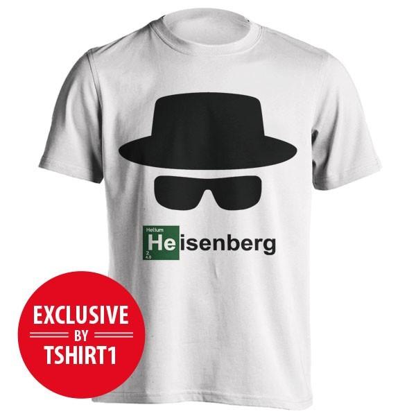تیشرت Heisenberg Hat