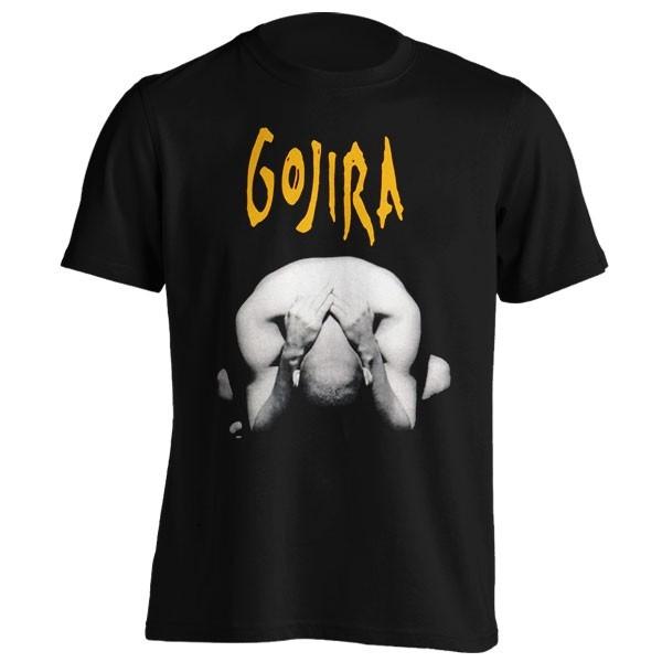 تیشرت Gojira طرح Terra Incognito
