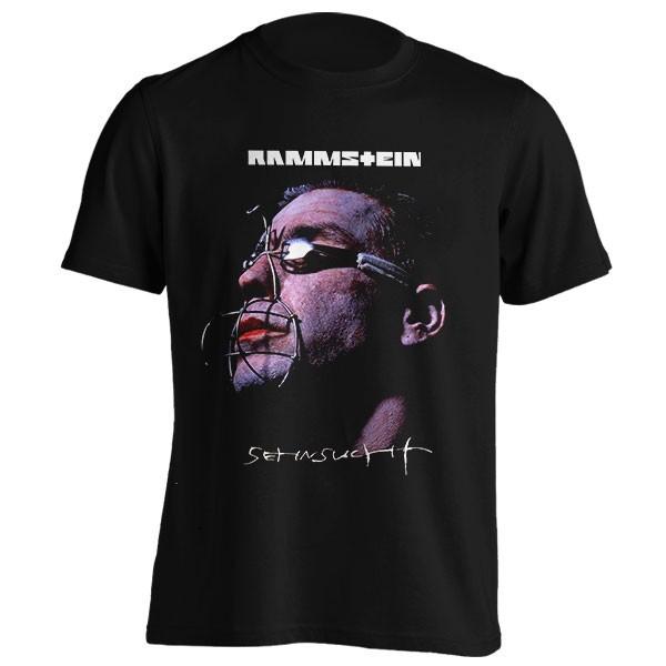 تیشرت گروه Rammstein طرح Sehnsucht