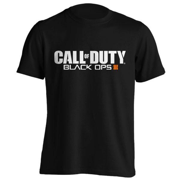 تیشرت بازی Call of Duty Black Ops 3