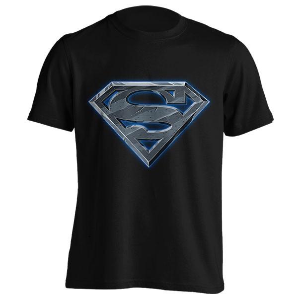 تیشرت سوپرمن طرح Man of Steel