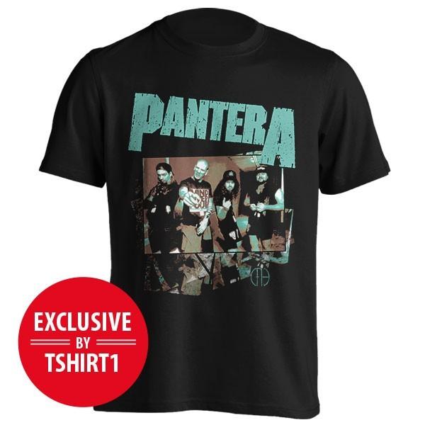 تیشرت گروه Pantera طرح Hostile