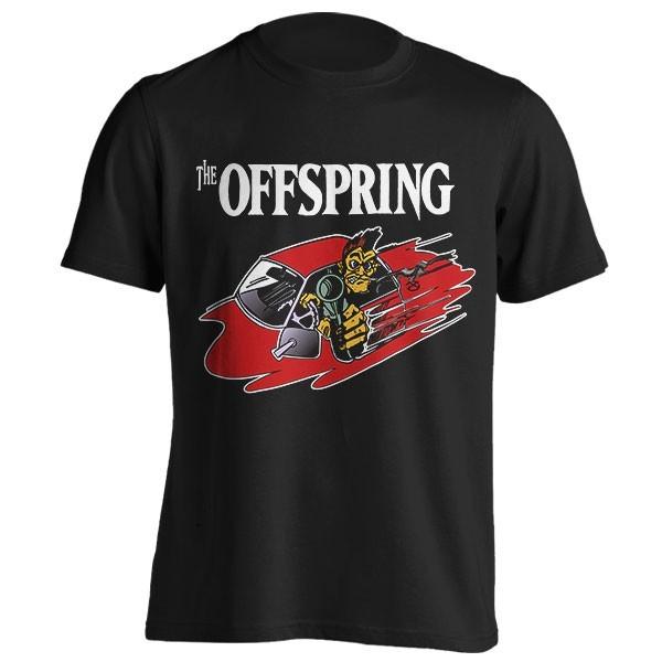 تیشرت The Offspring طرح Bad Habit