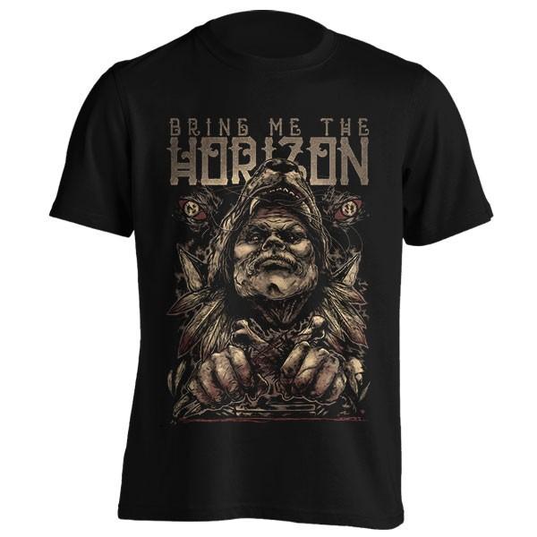 تیشرت Bring me the Horizon طرح Native