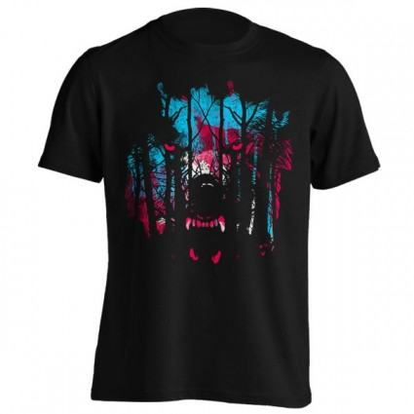 تیشرت Wolf Forest
