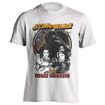 تیشرت جنگ ستارگان طرح Force Awakens Squared