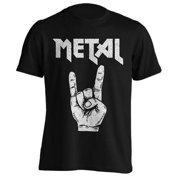 تیشرت Metal